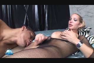 Streaming porn video still #9 from World's Biggest Transsexual Cocks, The