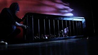 Streaming porn video still #1 from Deviant Devil: Lana Violet