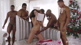Streaming porn video still #1 from Interracial Fantasies