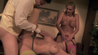 Streaming porn video still #5 from Bonny & Clide