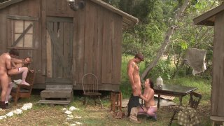 Streaming porn video still #4 from Bonny & Clide