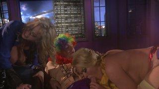 Streaming porn video still #8 from BATFXXX:  Dark Night Parody
