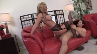 Streaming porn video still #9 from Busty Cougars