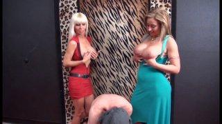 Streaming porn video still #5 from Big Tit Femdom