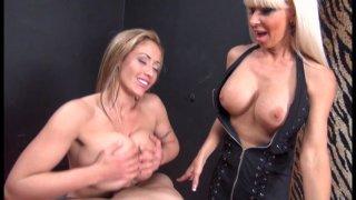 Streaming porn video still #7 from Big Tit Femdom