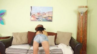 Streaming porn video still #2 from Exotic Coeds 4
