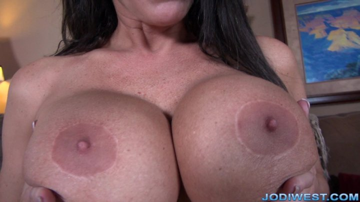 Jodi West - Reagan Foxx Tit Worship