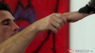 Streaming porn video still #2 from Strict Machine