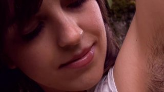 Streaming porn video still #2 from ATK Outdoor Hairy Nudism #2