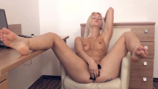 Streaming porn video still #8 from Wet Pussy Trials: Young And Ready To Cum