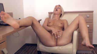 Streaming porn video still #9 from Wet Pussy Trials: Young And Ready To Cum