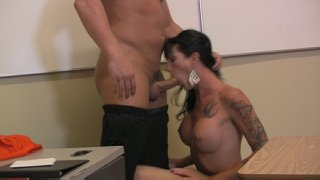 Streaming porn video still #3 from Morgan Bailey & Christian