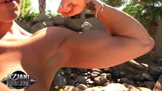 Streaming porn video still #5 from Aziani's Iron Girls 3