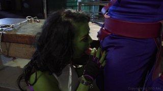 Streaming porn video still #2 from She-Hulk XXX: An Axel Braun Parody