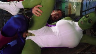 Streaming porn video still #8 from She-Hulk XXX: An Axel Braun Parody