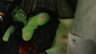 Streaming porn video still #9 from Not The Wizard Of Oz XXX