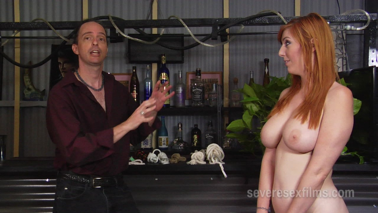 Tim Woodman and Lauren Phillips The Right Kind Rope for You.