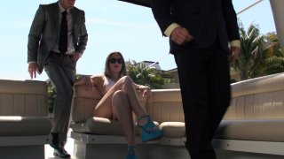 Streaming porn video still #1 from Whore Of Wall Street, The