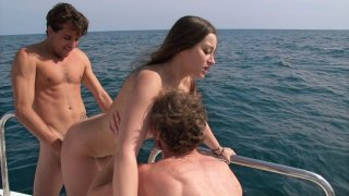 Streaming porn video still #6 from Whore Of Wall Street, The