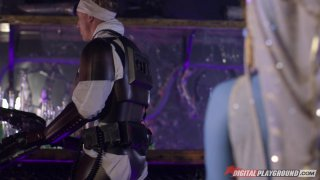 Streaming porn video still #21 from Star Wars Underworld: A XXX Parody