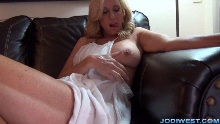 Jodi West - Sundress Leg Worship