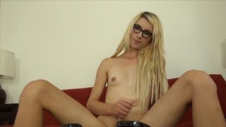 Streaming porn video still #9 from Tranny Panty Busters 2