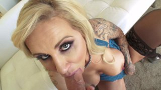Streaming porn video still #2 from Big Tit Anal MILFs